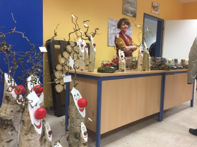 Adventsmarkt in der FSH 2018_3